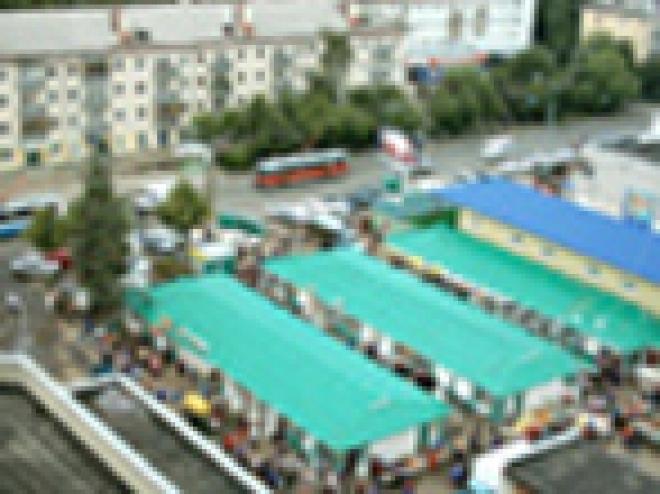 Треть рыночных площадей в Марий Эл пустует
