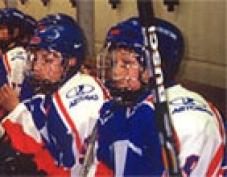 В столице Марий Эл начался отбор юных хоккеистов