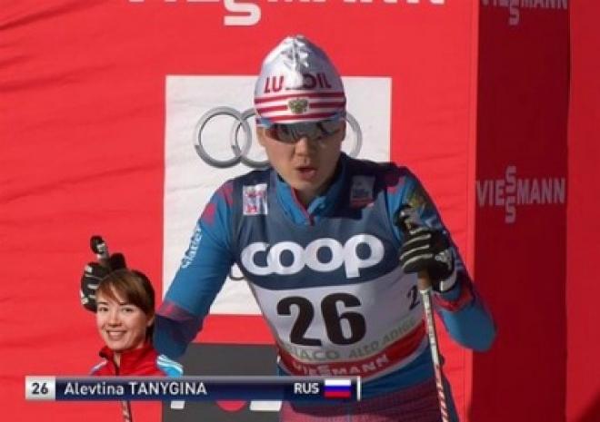 Уроженка Марий Эл стартует сегодня на Кубке мира по лыжным гонкам