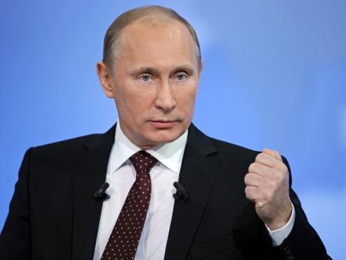 Россияне верят в своего президента