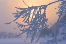 На Рождество в Марий Эл ударят морозы