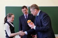 Одаренные дети республики приступили к учебе в новой школе-интернате