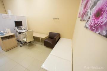 Диагностический кабинет медицинского центра Люцины Лукьяновой.