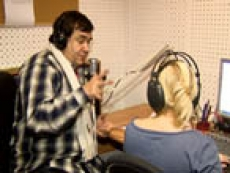 Станислав Садальский дал эпатажный мастер класс ди-джеям «Ретро FM Йошкар-Ола»