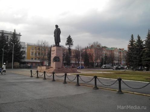 На площади Ленина появятся продуктовые ларьки