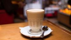 Новинка в «Три шоколада» - Раф-кофе!