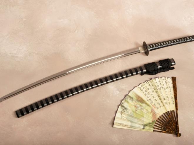 60-летняя йошкаролинка зарубила мужа самурайским мечом