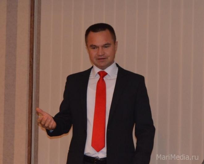 Прошла первая встреча Сергея Казанкова в роли депутата с журналистами