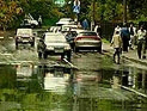 В Йошкар-Оле частично перекрыта ул. Пушкина