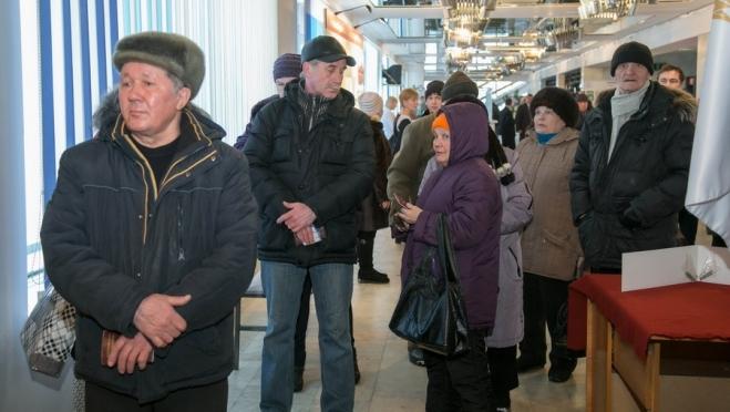 На выборах Президента России в Марий Эл проголосовало более 60% избирателей
