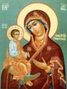 Первый день нового года в Йошкар-Оле начался с Крестного хода