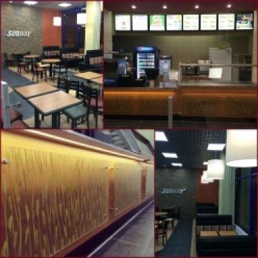 Открылся новый ресторан «Subway» в ТК «Лента»!