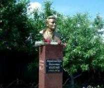 В Моркинском районе открыт памятник марийскому поэту Колумбу