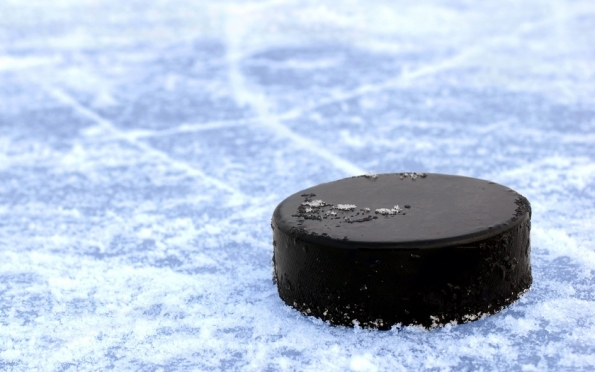 В поселке Руэм построили хоккейную площадку за 2 млн рублей