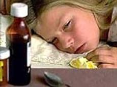 В Йошкар-Оле заболеваемость ОРВИ среди дошкольников превышает пороговый уровень почти на 27%