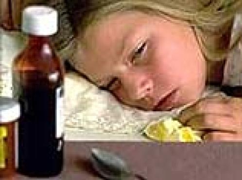 В Марий Эл отмечен рост числа случаев простудных заболеваний
