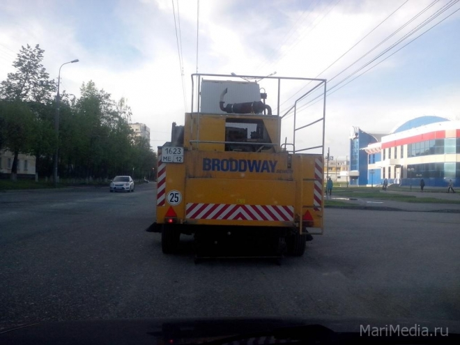 В субботу улица Л. Толстого будет закрыта для движения автотранспорта