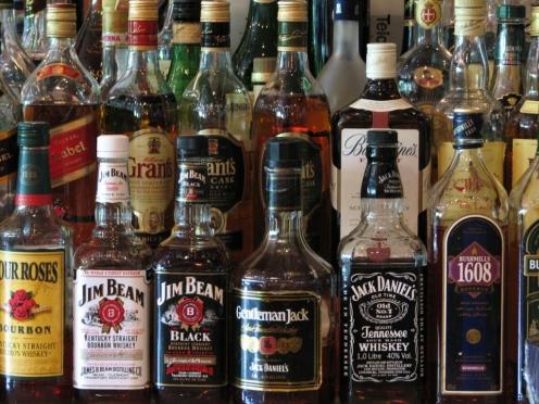 В Марий Эл мог попасть псевдоэлитный алкоголь кировского розлива
