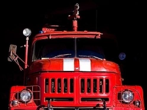 В январе 2014 года добровольные пожарные 11 раз тушили пожары