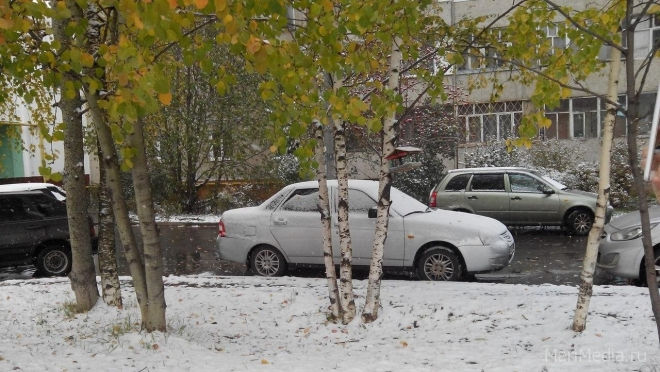 В Марий Эл аномально теплая погода продержится до третьей декады ноября