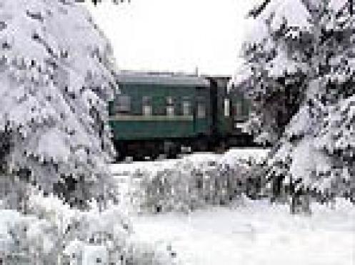 Поезда Марий Эл небезопасны для проезда