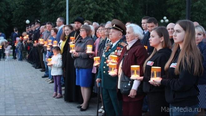 Йошкар-олинцев приглашают присоединиться к акции «Свеча памяти»