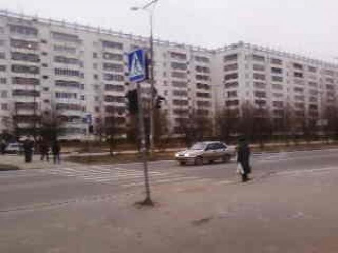 """В Йошкар-Оле в микрорайоне """"Сомбатхей"""" на самом оживленном перекрестке пятые сутки не работают светофоры"""