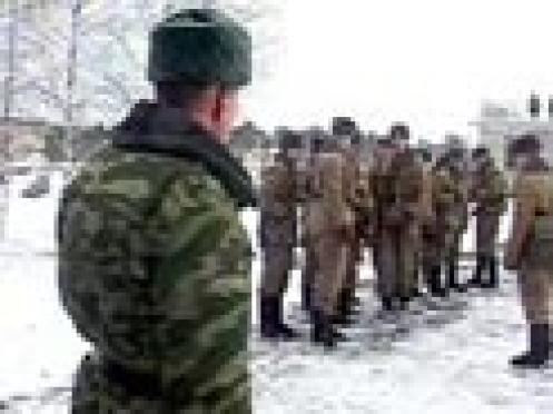 Около 800 новобранцев из Марий Эл пополнили ряды Российской Армии