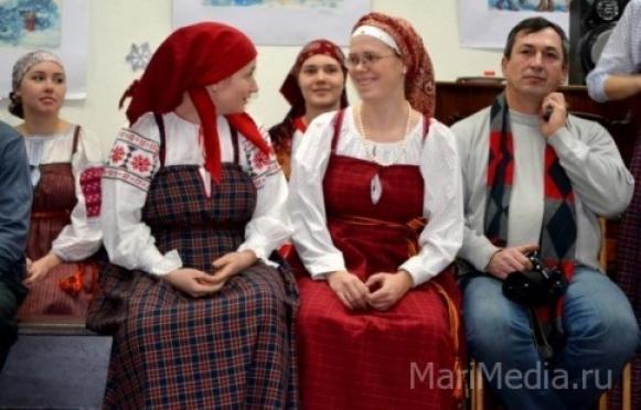 Традиционные святки детально представлены в Музее истории Йошкар-Олы
