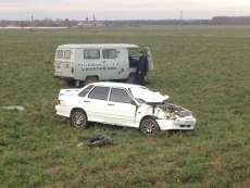 В пригороде Йошкар-Олы в результате ДТП погиб водитель