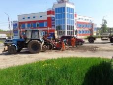В Волжске начался ремонт городских дорог