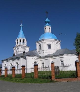 Владыка освятит храм Покрова Пресвятой Богородицы в Кокшайске