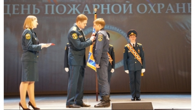 Российские пожарные отмечают сегодня свой профессиональный праздник