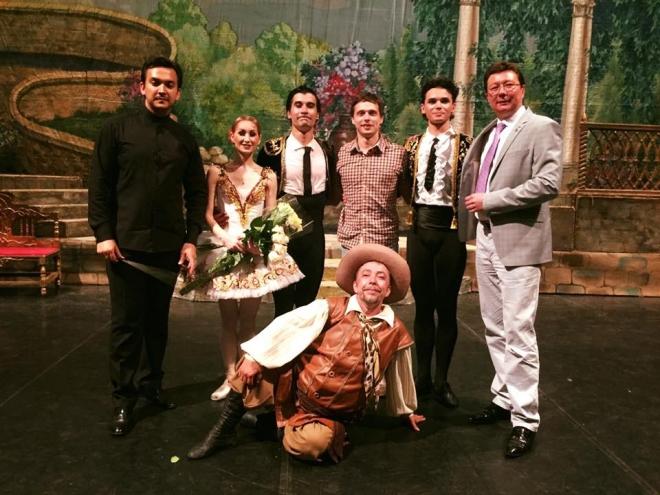 Театр имени Сапаева продолжает в Москве «Летние балетные сезоны»