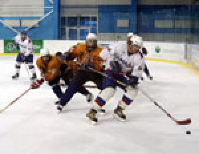 Хоккеисты Марий Эл прервали череду поражений