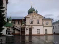Православные верующие встречают Церковное новолетие