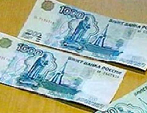 Горномарийский район Марий Эл наводнили тысячерублевые фальшивки