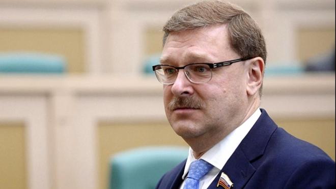 Константин Косачёв сохранил свой пост