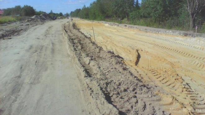 На ремонт Санчурского тракта требуется 351 млн рублей