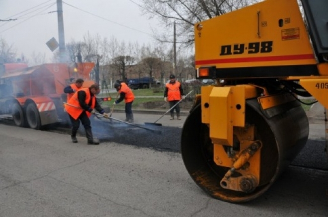В Йошкар-Оле взялись за ремонт улицы Ломоносова