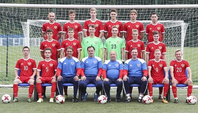 Юношеская сборная России не смогла преодолеть отборочный раунд чемпионата Европы