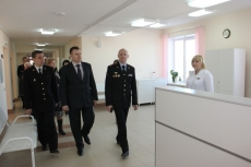 Госпиталь медсанчасти МВД по Марий Эл справил новоселье