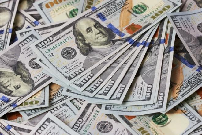 Доллар опустился ниже 50 рублей