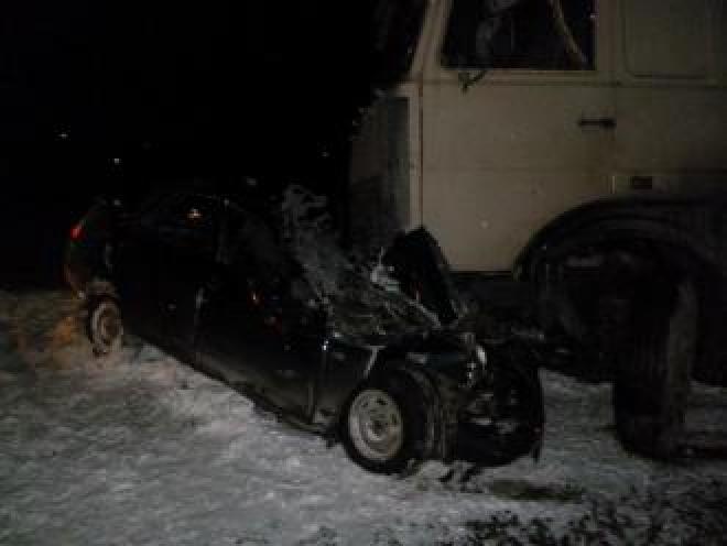 Все погибшие  под Козьмодемьянском в ДТП опознаны