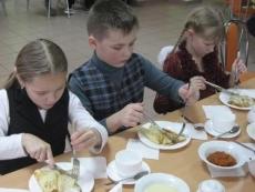Стоимость питания школьников Йошкар-Олы осталась прежней