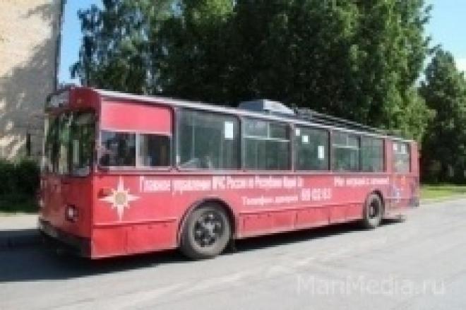 Общественный транспорт Йошкар-Олы к зиме готов