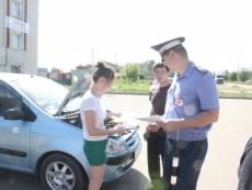 ГИБДД Йошкар-Олы открыла «охоту» на пьяных водителей