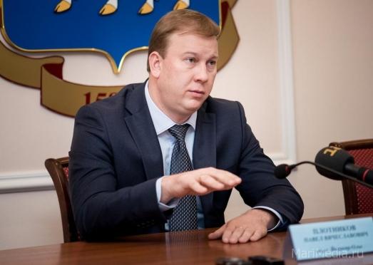 Павел Плотников — на 21 месте в рейтинге мэров региональных столиц и крупных городов