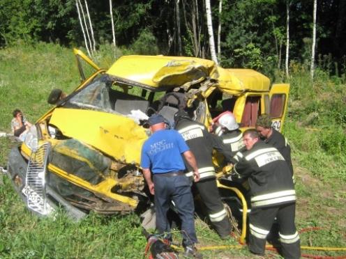 Стали известны имена погибших и пострадавших в ДТП в Нижегородской области