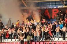 Девять футбольных фанатов попали в полицию после матча «Спартак» - «Динамо» в Йошкар-Оле